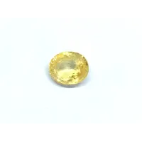 Puskaraj / Pukharaj /Pusparaj (Yellow sapphire) GURU RATNA