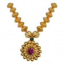 Jav mani Saaj a traditional Maharashtrian necklace/ Mangalsutra